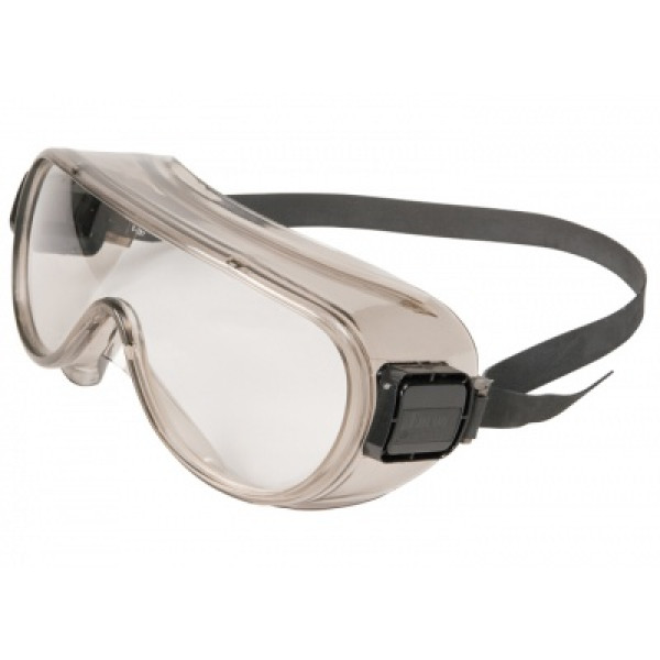 Encon® 500 Series Goggle 503R Gray Frame, Clear Lens, ENFOG®