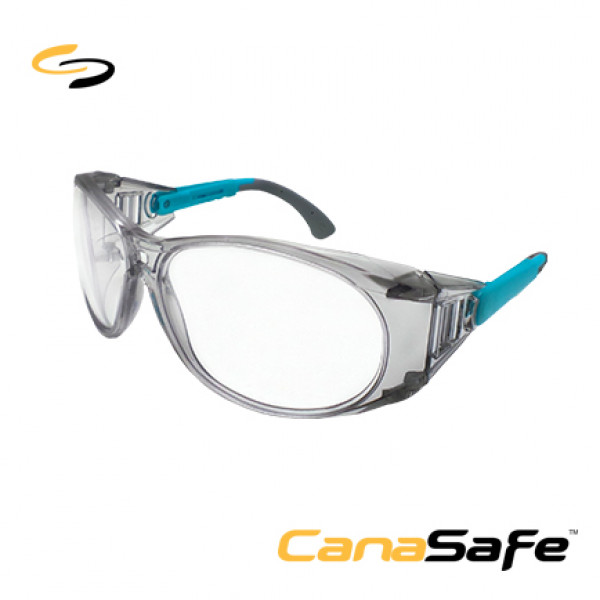 ICARO, Black/Gray Frame, Clear A/F Lens