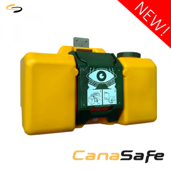 PaScaL 9 - Portable Eyewash